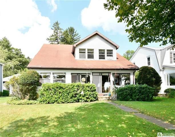 3100 Chautauqua Avenue, North Harmony, NY 14710 (MLS #R1289201) :: Lore Real Estate Services