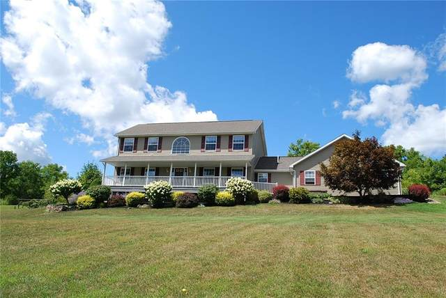 3087 Yoder Hill Road, Jerusalem, NY 14478 (MLS #R1289253) :: MyTown Realty