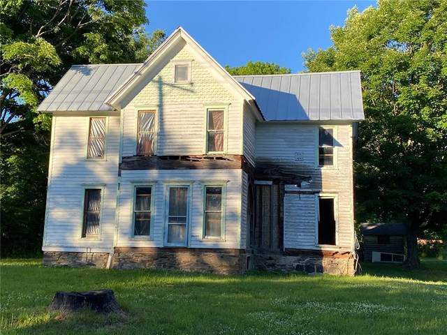 11540 Maple Avenue, Prattsburgh, NY 14512 (MLS #R1289282) :: Robert PiazzaPalotto Sold Team