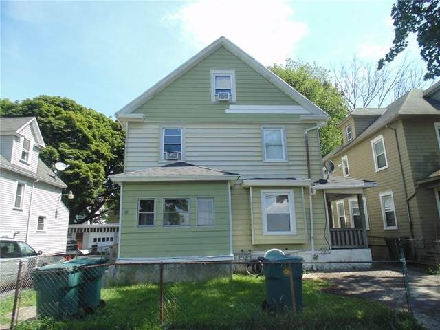 66 Ackerman Street, Rochester, NY 14609 (MLS #R1289498) :: Lore Real Estate Services