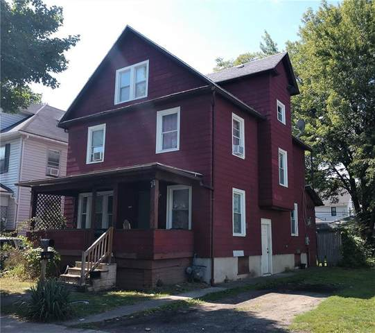77 Arch Street, Rochester, NY 14609 (MLS #R1289512) :: Thousand Islands Realty