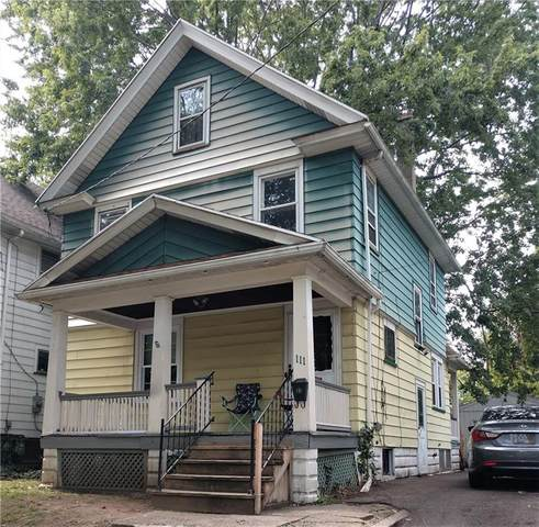111 Cummings Street, Rochester, NY 14609 (MLS #R1289517) :: Robert PiazzaPalotto Sold Team