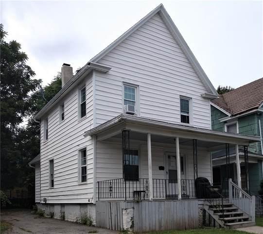 25 Copeland Street, Rochester, NY 14609 (MLS #R1289525) :: MyTown Realty