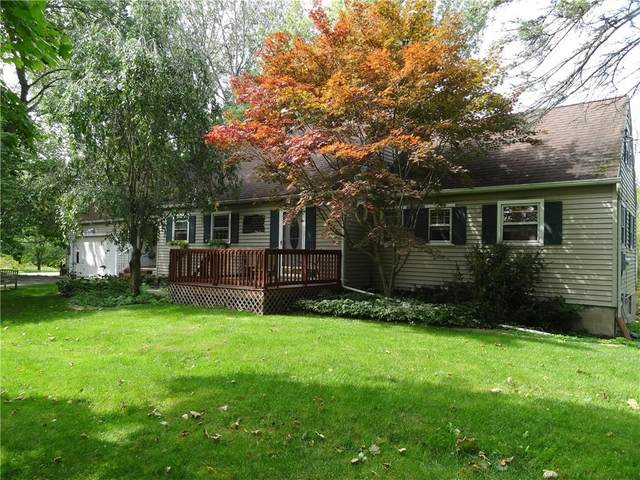 165 Percy Road, Riga, NY 14428 (MLS #R1289901) :: Lore Real Estate Services