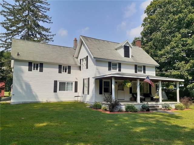 5249 Bush Hill Road, Canisteo, NY 14823 (MLS #R1290026) :: Lore Real Estate Services