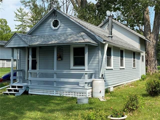 6374 Glenn Avenue, Middlesex, NY 14507 (MLS #R1290626) :: Thousand Islands Realty