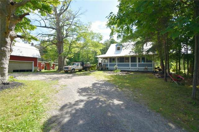 6392 Conesus Sparta T L Road, Sparta, NY 14437 (MLS #R1290646) :: Robert PiazzaPalotto Sold Team