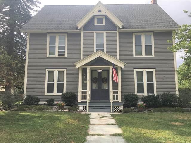 50 Clara Barton Street, North Dansville, NY 14437 (MLS #R1291086) :: Lore Real Estate Services