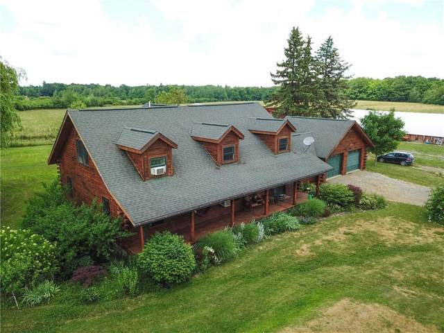 8319 Ford Road, Pulteney, NY 14418 (MLS #R1291327) :: Thousand Islands Realty