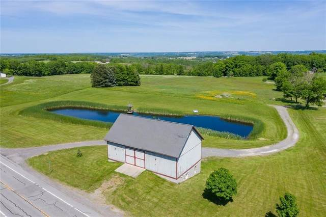 4589 State Route 21 Road, Canandaigua-Town, NY 14424 (MLS #R1291737) :: Robert PiazzaPalotto Sold Team