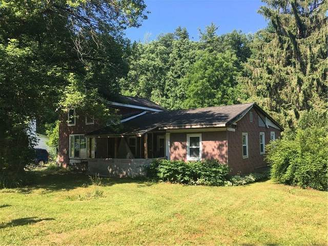 10216 Stones Falls Road, North Dansville, NY 14437 (MLS #R1292012) :: Thousand Islands Realty
