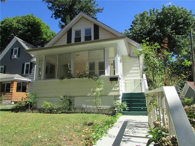 24 Sodus Street, Rochester, NY 14609 (MLS #R1292125) :: Thousand Islands Realty
