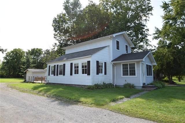 5540 Avon E Avon Road, Avon, NY 14414 (MLS #R1292128) :: Mary St.George | Keller Williams Gateway