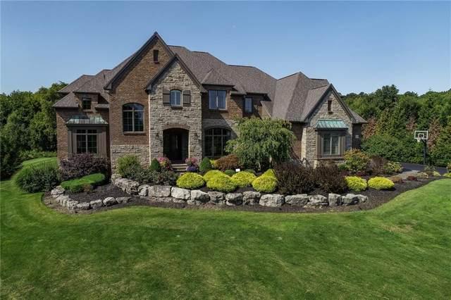 160 Goshawk Drive, Victor, NY 14564 (MLS #R1292272) :: Lore Real Estate Services