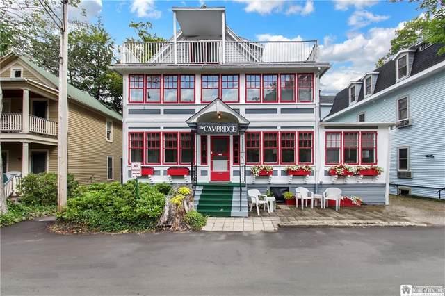 9 Roberts (12 S. Terrace) Avenue, Chautauqua, NY 14722 (MLS #R1292387) :: Lore Real Estate Services