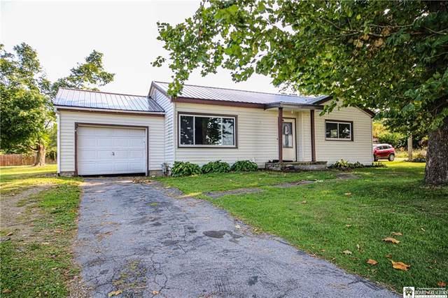 574 Warren Road, Carroll, NY 14738 (MLS #R1292389) :: Lore Real Estate Services