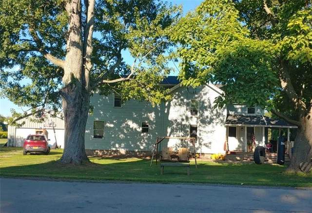 4710 Bennetts Corners Road, Clarendon, NY 14470 (MLS #R1292435) :: Lore Real Estate Services