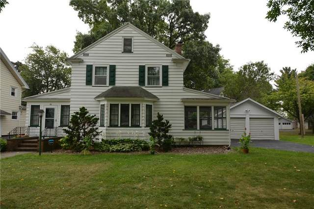 33 Elm Drive, Rochester, NY 14609 (MLS #R1292476) :: Robert PiazzaPalotto Sold Team