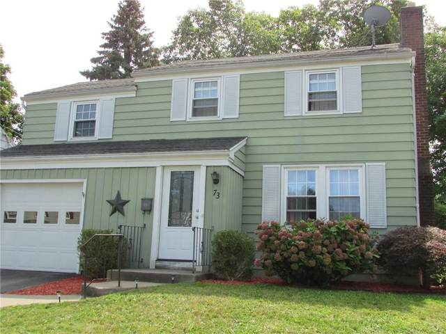 73 Yarker Avenue, Rochester, NY 14612 (MLS #R1292497) :: Robert PiazzaPalotto Sold Team