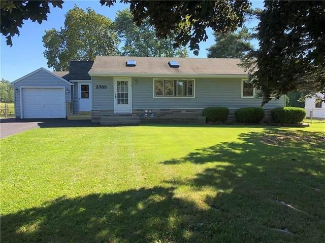 2389 Spencerport Road, Ogden, NY 14559 (MLS #R1292732) :: Lore Real Estate Services