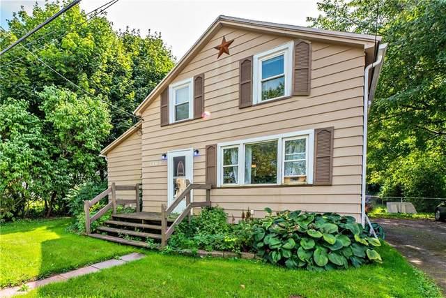 1762 Kenyon Road, Ontario, NY 14519 (MLS #R1292781) :: Robert PiazzaPalotto Sold Team