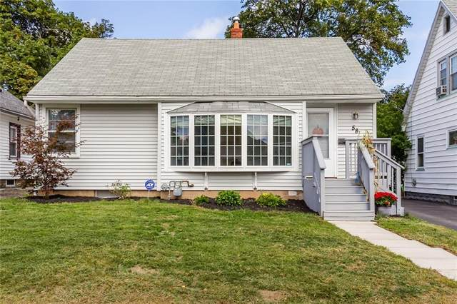 58 Shady Way, Greece, NY 14616 (MLS #R1293034) :: Lore Real Estate Services