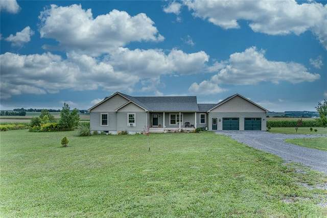 1024 Townline Road, Benton, NY 14527 (MLS #R1293215) :: Robert PiazzaPalotto Sold Team