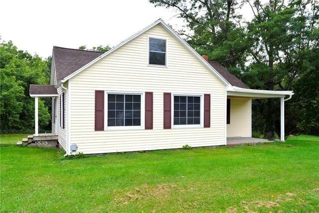 4411 County Road 50, Canandaigua-Town, NY 14424 (MLS #R1293223) :: Robert PiazzaPalotto Sold Team