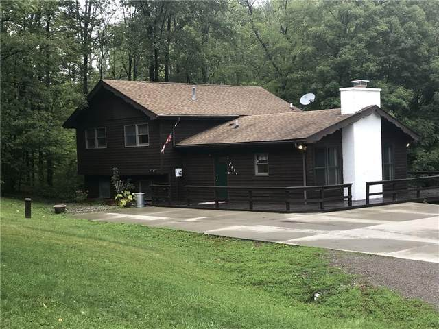 7121 W Hollow Road, South Bristol, NY 14512 (MLS #R1293464) :: Lore Real Estate Services