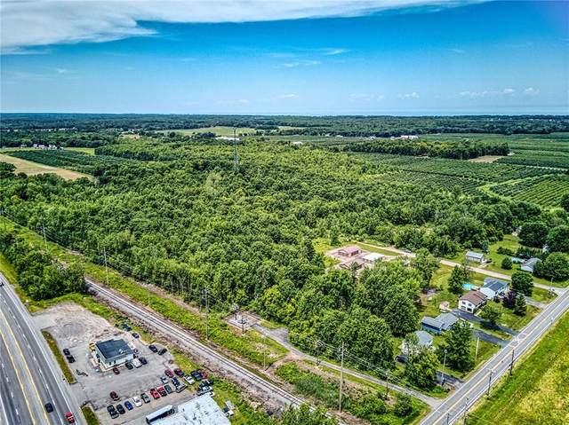 6519 Tuckahoe Road, Williamson, NY 14589 (MLS #R1293656) :: Lore Real Estate Services