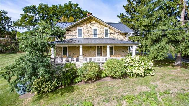 2870 Coates Road, Jerusalem, NY 14527 (MLS #R1293785) :: MyTown Realty