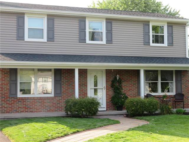 46 White Brook Rise, Perinton, NY 14450 (MLS #R1293829) :: Robert PiazzaPalotto Sold Team