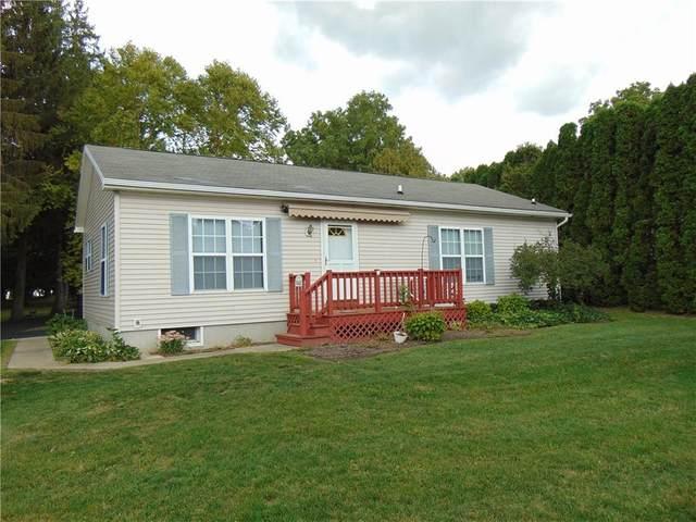1 Spruce Acres, Benton, NY 14527 (MLS #R1293923) :: MyTown Realty