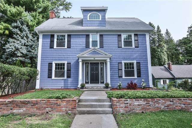 74 Summit Drive, Brighton, NY 14620 (MLS #R1293975) :: Lore Real Estate Services