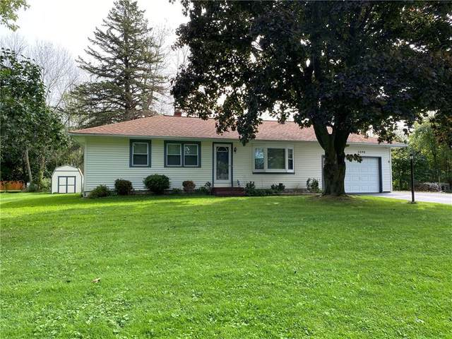 2590 Lake Road, Clarkson, NY 14468 (MLS #R1294094) :: Robert PiazzaPalotto Sold Team
