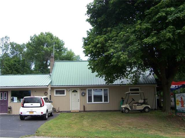 8346 E Port Bay Road, Wolcott, NY 14590 (MLS #R1294175) :: Robert PiazzaPalotto Sold Team