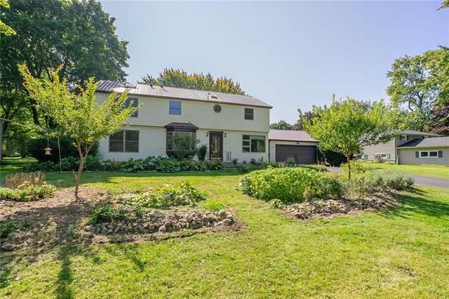 49 Harwood Circle, Penfield, NY 14625 (MLS #R1294185) :: Lore Real Estate Services