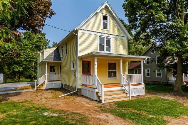 7417 Pleasant Street, Livonia, NY 14466 (MLS #R1294289) :: Lore Real Estate Services