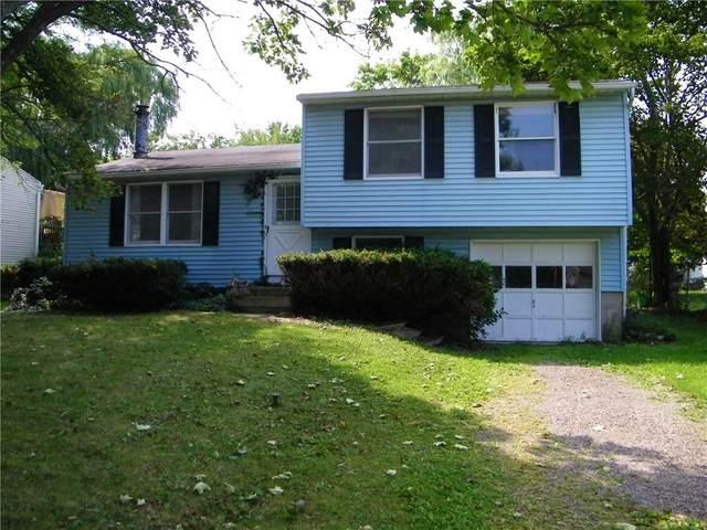 1531 Redfern Drive, Farmington, NY 14425 (MLS #R1294417) :: Robert PiazzaPalotto Sold Team