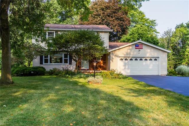 85 Charleswood Drive, Henrietta, NY 14534 (MLS #R1294464) :: Lore Real Estate Services