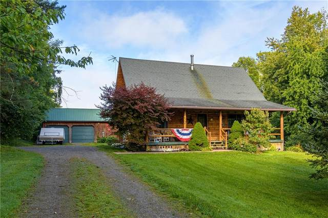 5585 Van Cruyningham Road, Williamson, NY 14589 (MLS #R1294510) :: MyTown Realty