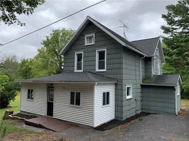 1663 Minsteed Road, Arcadia, NY 14513 (MLS #R1294522) :: Lore Real Estate Services