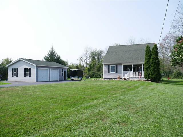 1901 Drake Road, Clarkson, NY 14420 (MLS #R1294533) :: Robert PiazzaPalotto Sold Team