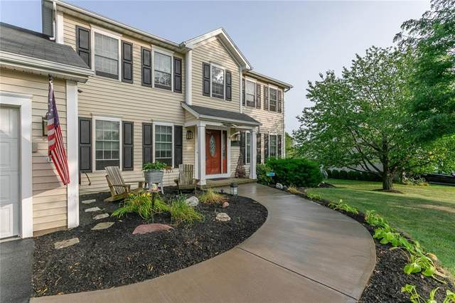 19 Valley View Drive, Victor, NY 14564 (MLS #R1294568) :: Lore Real Estate Services
