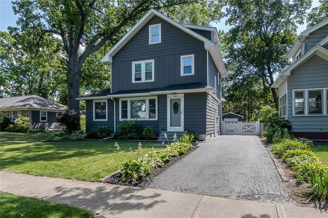 161 Barry Road, Irondequoit, NY 14617 (MLS #R1294585) :: Robert PiazzaPalotto Sold Team