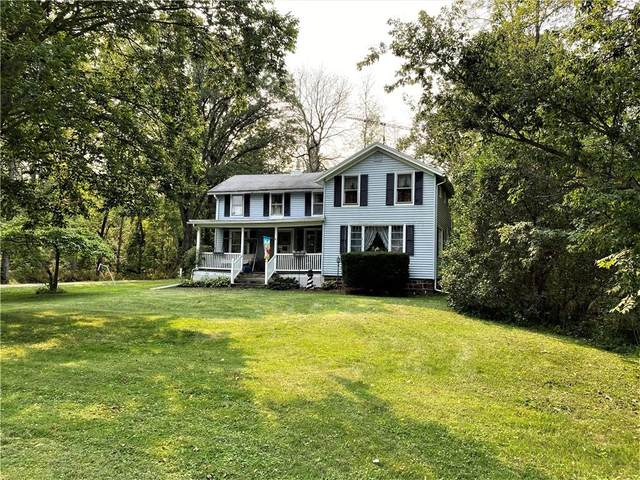 2633 Redman Road, Clarkson, NY 14420 (MLS #R1294726) :: Robert PiazzaPalotto Sold Team