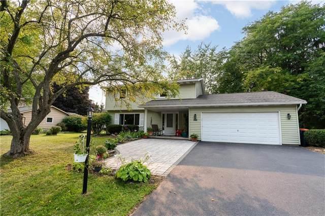 689 Shadowwood Lane, Webster, NY 14580 (MLS #R1294762) :: Robert PiazzaPalotto Sold Team