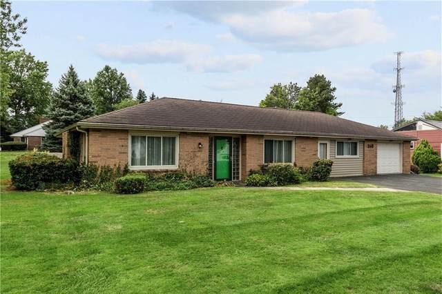 160 Sanford Street, Webster, NY 14580 (MLS #R1294866) :: Lore Real Estate Services