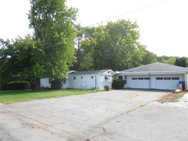 3051 Bedette Road, Manchester, NY 14432 (MLS #R1294996) :: Robert PiazzaPalotto Sold Team
