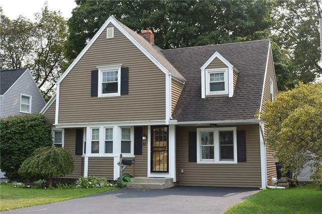 61 Winfield Road, Irondequoit, NY 14622 (MLS #R1295012) :: Robert PiazzaPalotto Sold Team